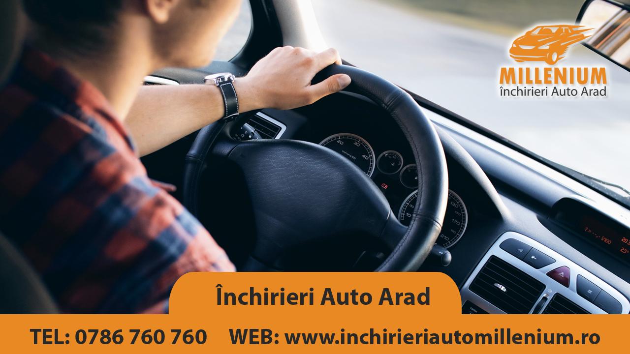 Inchirieri Auto Arad